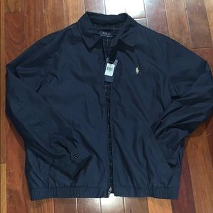 Ralph Lauren men's polo jacket size large